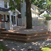 Mahogany Deck Upper Montclair NJ